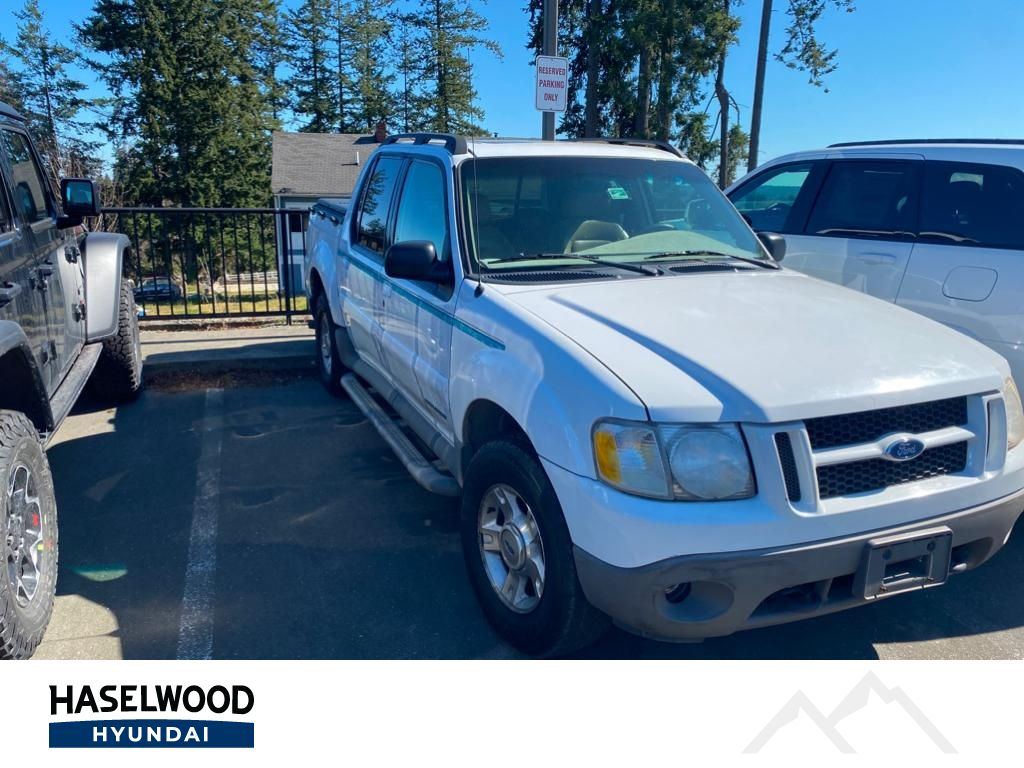 Pre-Owned 2001 Ford Explorer Sport Trac Base