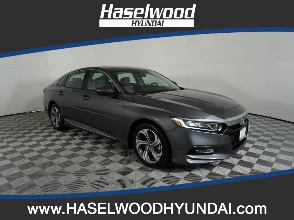 Pre-Owned 2018 Honda Accord EX 1.5T