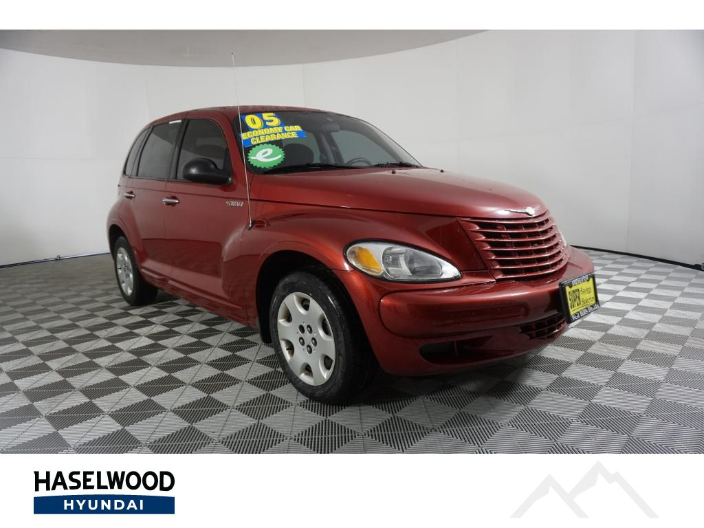 Pre-Owned 2005 Chrysler PT Cruiser LHD Touring