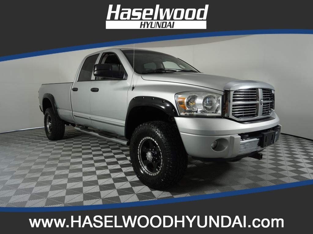 Pre-Owned 2008 Dodge Ram Pickup 2500 Laramie