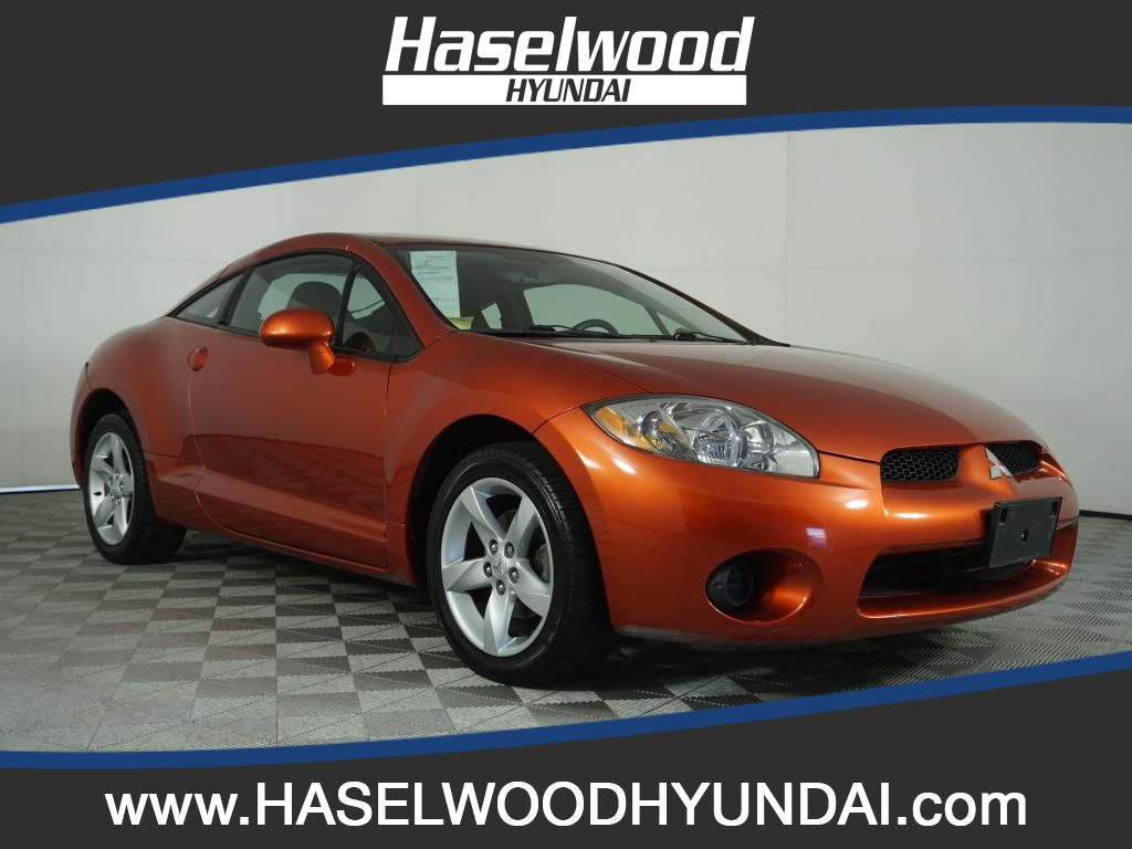 Pre Owned 2007 Mitsubishi Eclipse Gs