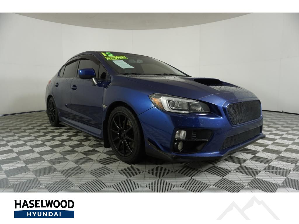 Pre-Owned 2015 Subaru WRX Limited