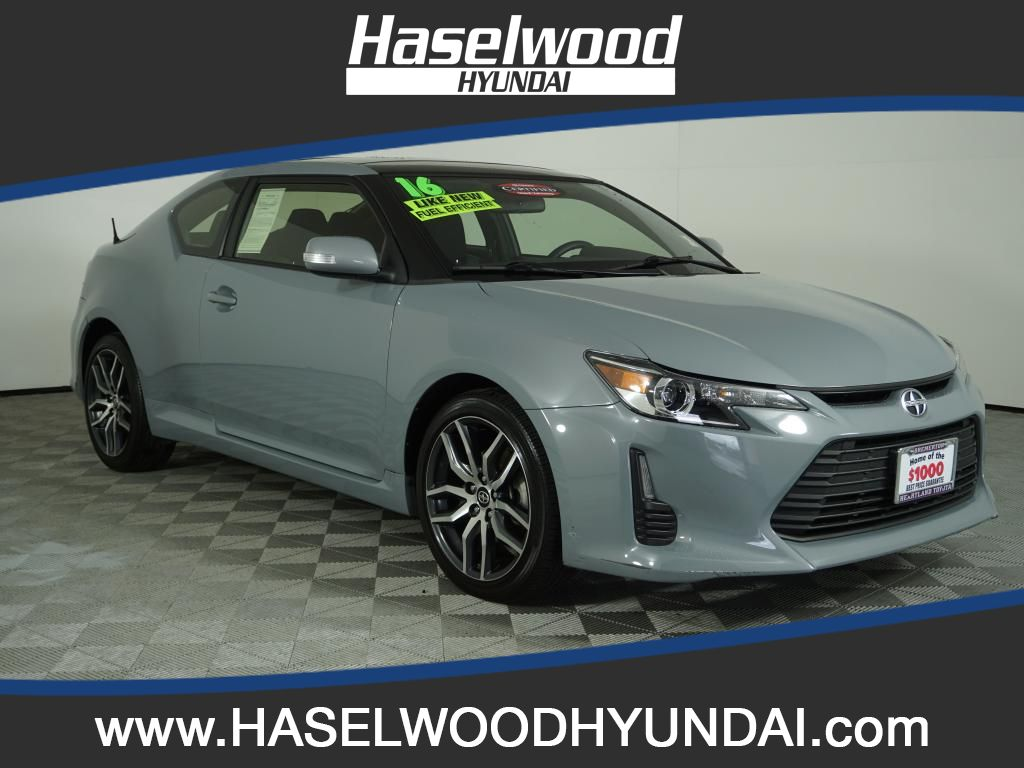 Pre Owned 2016 Scion Tc Base