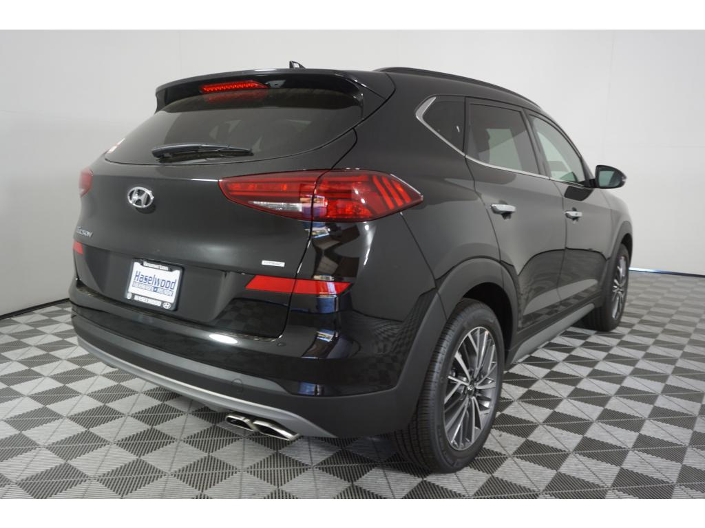 New 2021 Hyundai Tucson ULTIMATE 4WD 4 Door Wagon