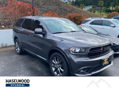 2016 Dodge Durango Express
