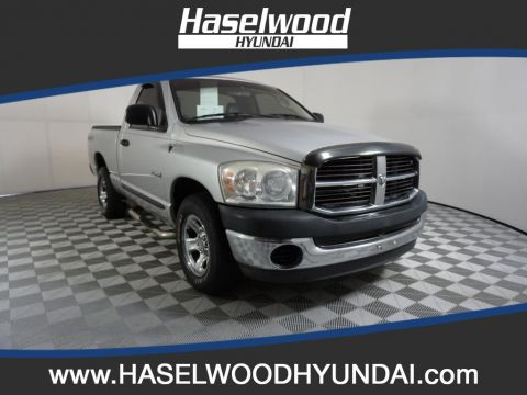 Pre-Owned 2008 Dodge Ram Pickup 1500 ST