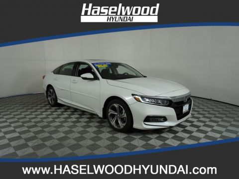 Pre-Owned 2018 Honda Accord EX-L 1.5T