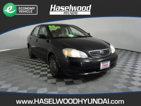 Pre-Owned 2005 Toyota Corolla ZZE130L CE