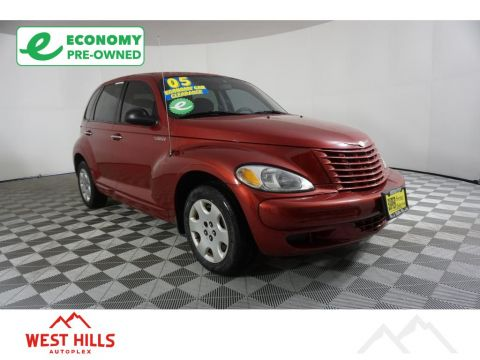 2005 Chrysler PT Cruiser LHD Touring