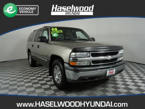 Pre-Owned 2000 Chevrolet Suburban 1500 LS