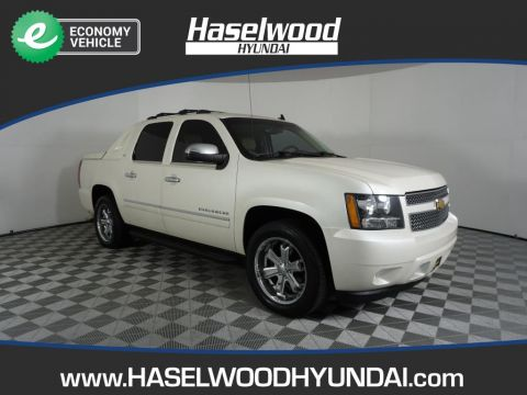 Pre-Owned 2012 Chevrolet Avalanche LTZ