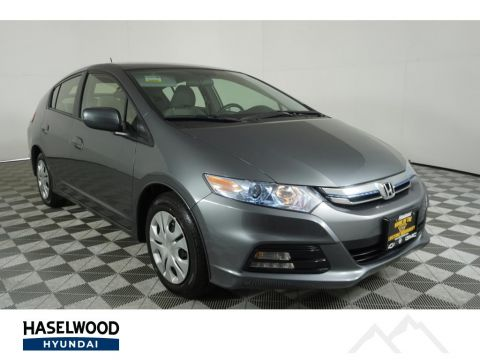 Pre-Owned 2014 Honda Insight LX