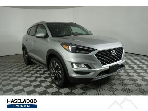 New 2020 Hyundai Tucson SPORT 4WD 4 Door Wagon