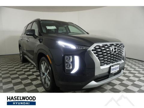 New 2020 Hyundai Palisade SEL AWD 4 Door Wagon
