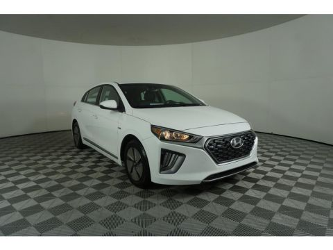 New 2020 Hyundai Ioniq Base