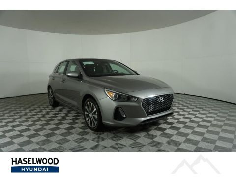 New 2020 Hyundai Elantra GT Base FWD 4 Door Hatchback