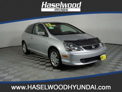 Pre-Owned 2002 Honda Civic Si
